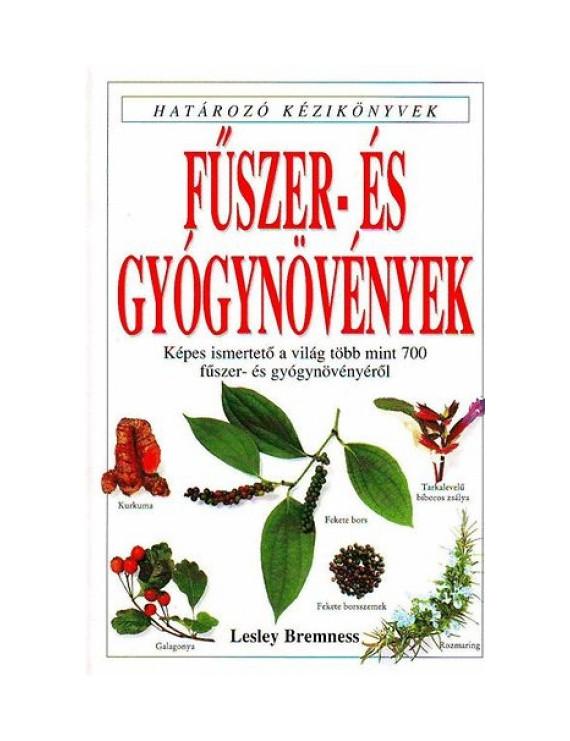 Fűszer- és gyógynövények 3360Ft Természettudomány