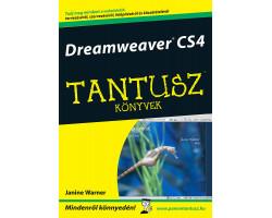 Dreamweaver CS4 3120Ft TANTUSZ Könyvek