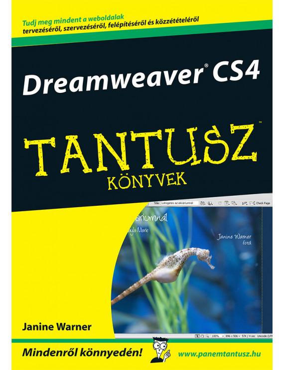 Dreamweaver CS4 2400Ft TANTUSZ Könyvek