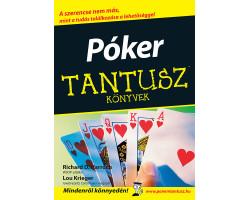 Póker 2320Ft TANTUSZ Könyvek