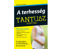 A terhesség ( Akciós ) 2040Ft Szépséghibás könyvek