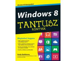Windows 8 3600Ft TANTUSZ Könyvek