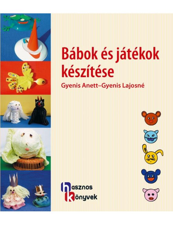 Bábok és játékok készítése 1290Ft Egyéb, szórakoztató irodalom