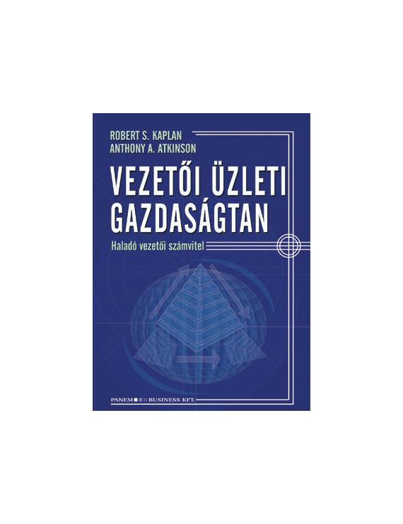 Vezetői üzleti gazdaságtan (e-book) 2000Ft E-book
