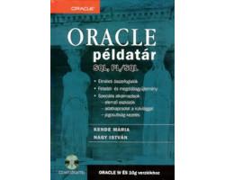 ORACLE példatár - SQL, PL/SQL 4490Ft Antikvár könyvek