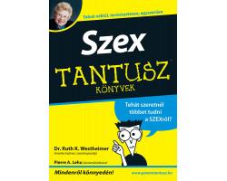 Szex (Akciós) 1740Ft Szépséghibás könyvek