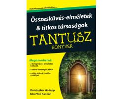 Összeesküvés-elméletek & titkos társaságok 3920Ft TANTUSZ Könyvek