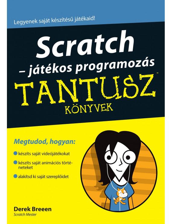 Scratch – játékos programozás 4320Ft Informatika