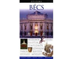 Bécs Útitárs 4640Ft Útitárs útikönyvek