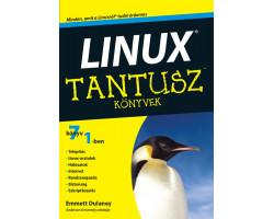 Linux – 7 könyv 1-ben 5520Ft TANTUSZ Könyvek