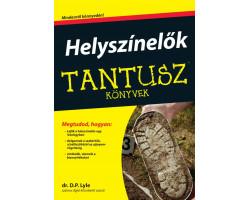 Helyszínelők 3360Ft TANTUSZ Könyvek