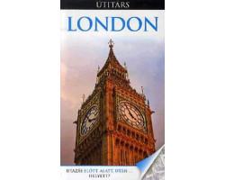 London Útitárs 6000Ft Útitárs útikönyvek