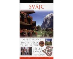 Svájc Útitárs 6000Ft Útitárs útikönyvek