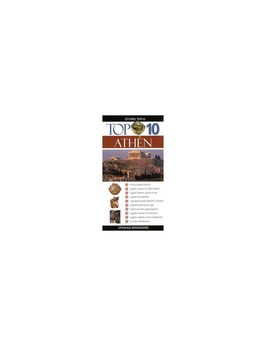 Athén TOP 10 1992Ft Útitárs útikönyvek