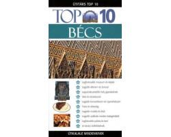 Bécs TOP 10 1992Ft Útitárs útikönyvek
