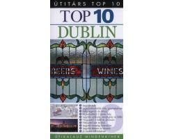 Dublin TOP 10 1992Ft Útitárs útikönyvek