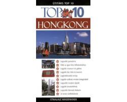 Hongkong TOP 10 1992Ft Útitárs útikönyvek