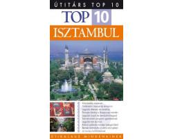 Isztambul TOP 10 1992Ft Útitárs útikönyvek