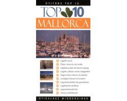 Mallorca TOP 10 1992Ft Útitárs útikönyvek