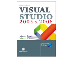 VISUAL STUDIO 2005 & 2008 – Visual Basic, 1490Ft Antikvár könyvek