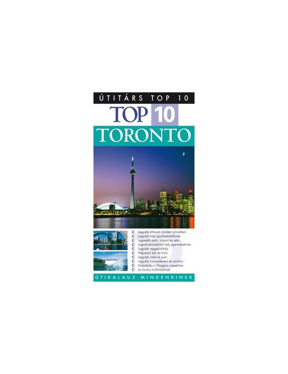 Toronto TOP10 1992Ft Útitárs útikönyvek