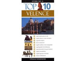 Velence TOP 10 1992Ft Útitárs útikönyvek