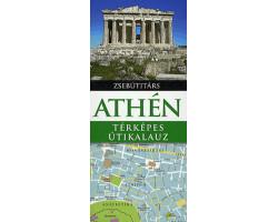 Athén Zsebútitárs 1192Ft Útitárs útikönyvek
