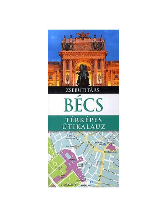 Bécs Zsebútitárs 1192Ft Útitárs útikönyvek