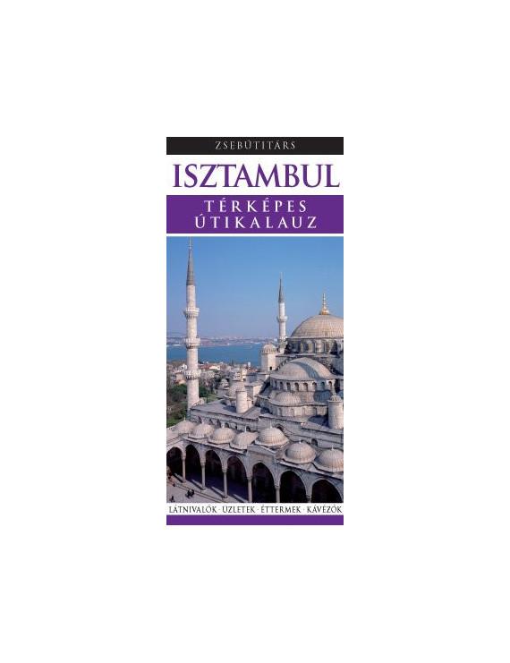Isztambul Zsebútitárs 1192Ft Útitárs útikönyvek