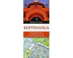 Koppenhága Zsebútitárs 1192Ft Útitárs útikönyvek