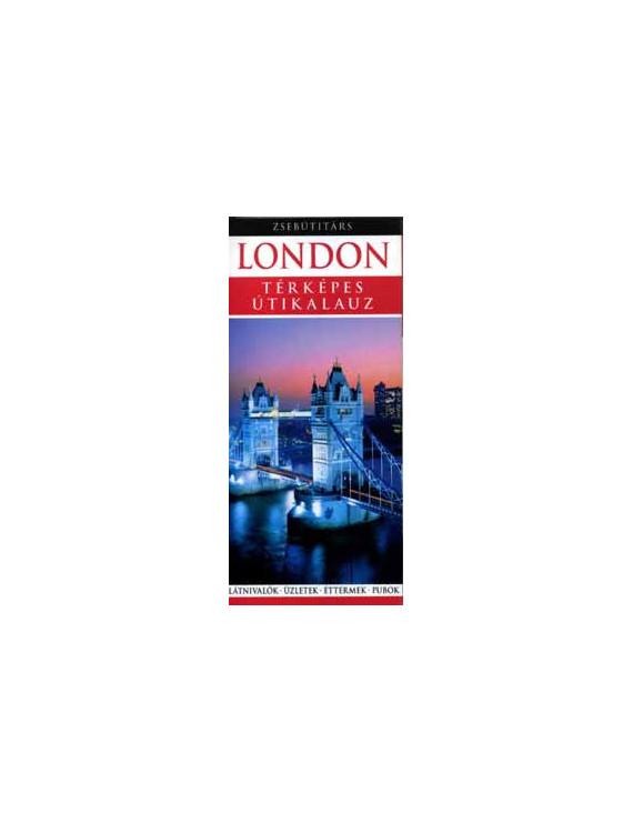 London Zsebútitárs 1192Ft Útitárs útikönyvek
