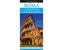 Róma Zsebútitárs 1192Ft Útitárs útikönyvek