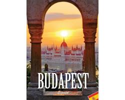 Budapest útikönyv spanyol nyelven 1032Ft Idegen nyelvű könyvek