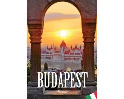 Budapest útikönyv olasz nyelven 1032Ft Idegen nyelvű könyvek