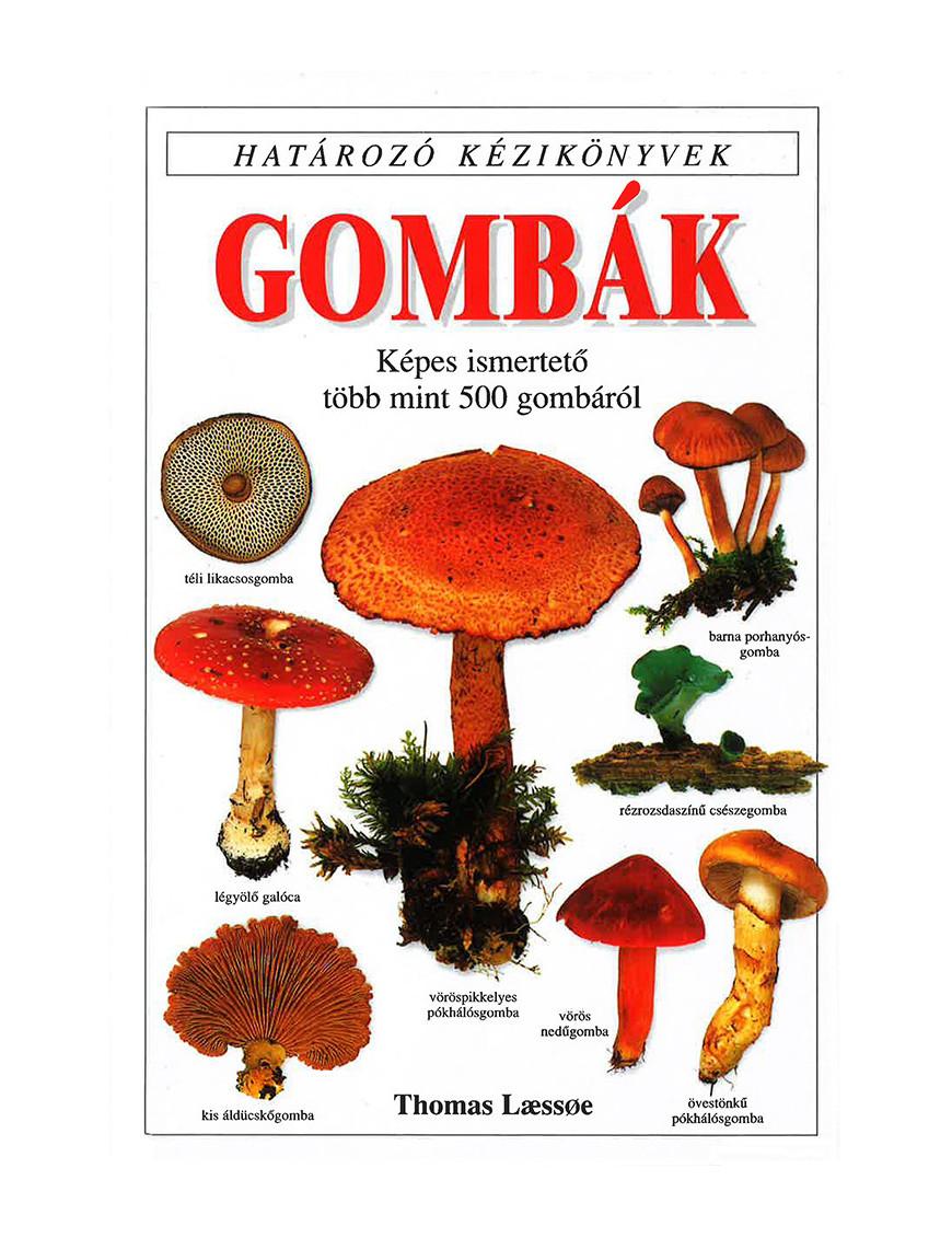 Gombák 3592Ft Természettudomány