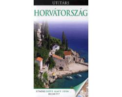 Horvátország Útitárs 5200Ft Útitárs útikönyvek