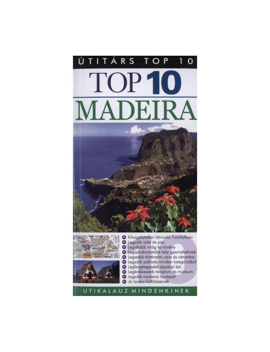 Madeira Top 10 1992Ft Útitárs útikönyvek