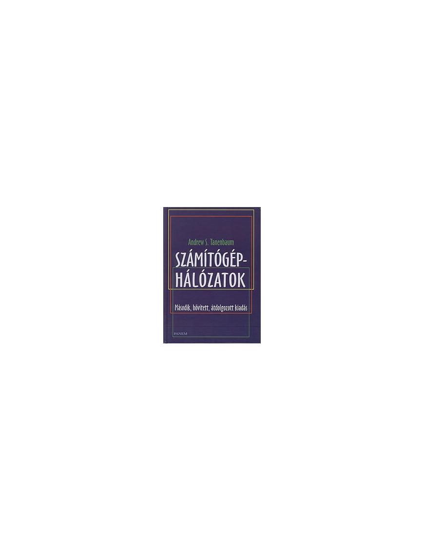 Számítógép-hálózatok (2. kiadás) 1380Ft Informatika