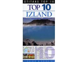 Izland Top 10 1992Ft Útitárs útikönyvek