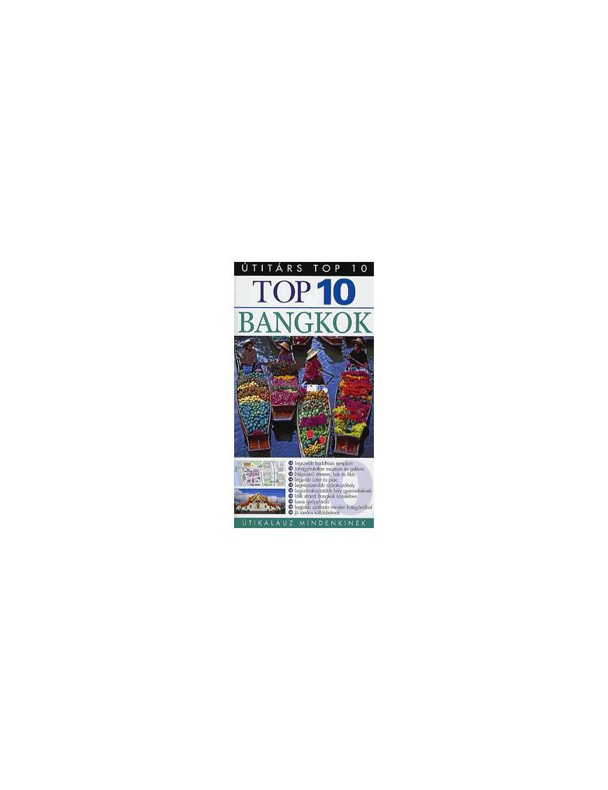 Bangkok Top 10 2490Ft Útitárs útikönyvek