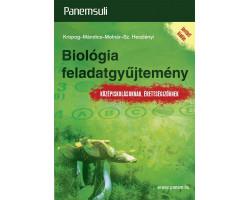 Biológia feladatgyűjtemény középiskolásoknak, érettségizőknek, Javított kiadás 3040Ft Iskolásoknak, felvételizőknek