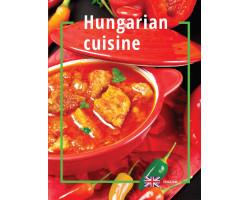 Hungarian cuisine 1192Ft Idegen nyelvű könyvek