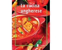 La cucina ungherese 1192Ft Idegen nyelvű könyvek