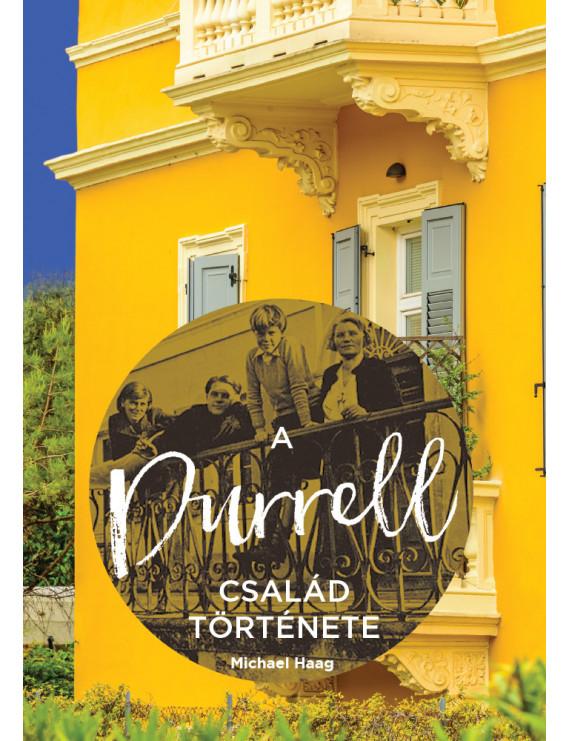 A Durrell család története 3400Ft Egyéb, szórakoztató irodalom