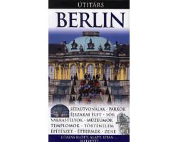 Berlin Útitárs 6000Ft Útitárs útikönyvek