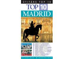 Madrid Top 10 1992Ft Útitárs útikönyvek