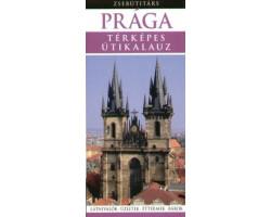 Prága Zsebútitárs 1192Ft Útitárs útikönyvek