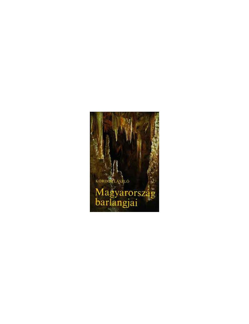 Magyarország barlangjai 950Ft Antikvár könyvek