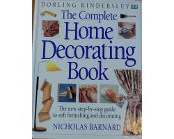 The complete home decorating book 1200Ft Antikvár könyvek