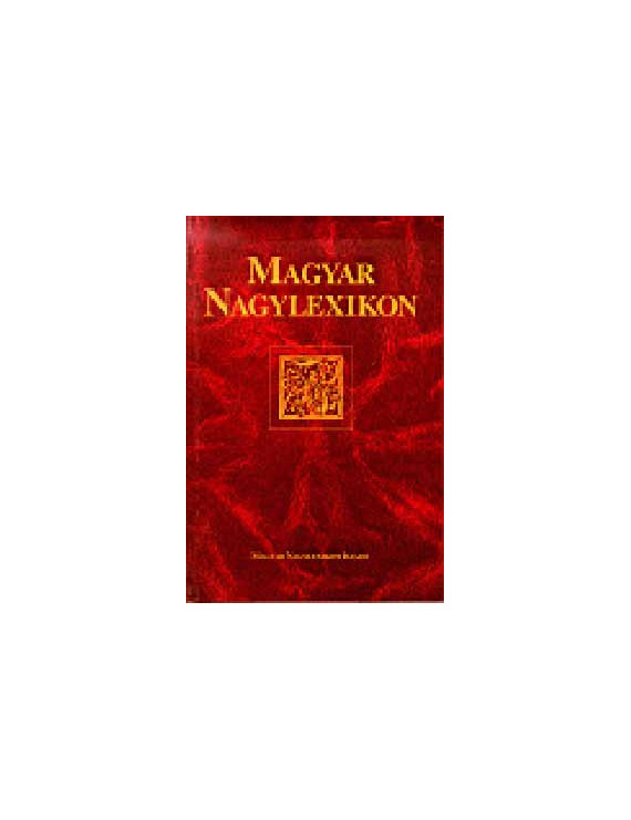 Magyar Nagylexikon 9. GYER-IQ 1100Ft Antikvár könyvek